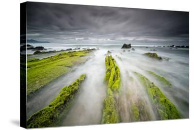 Barrika-Carlos J Teruel-Stretched Canvas Print