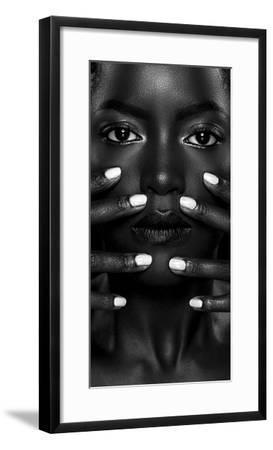 Brenda 05-Sebastian Wuttke-Framed Photographic Print