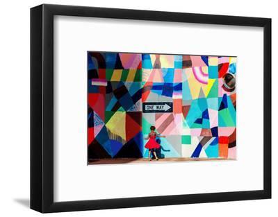 One Way-Gloria Salgado Gispert-Framed Photographic Print