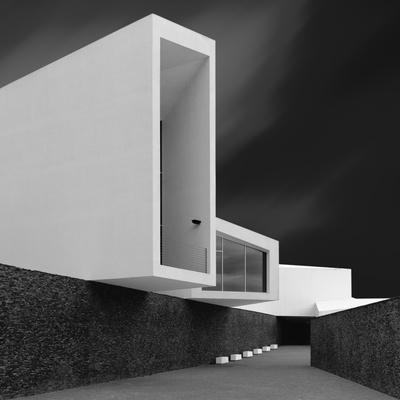 White Walls-Olavo Azevedo-Photographic Print