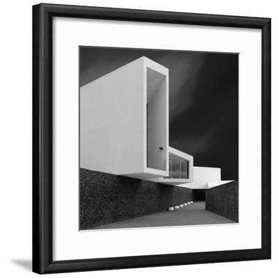 White Walls-Olavo Azevedo-Framed Photographic Print