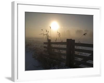 Winter Mood-Alida Van Zaane-Framed Photographic Print