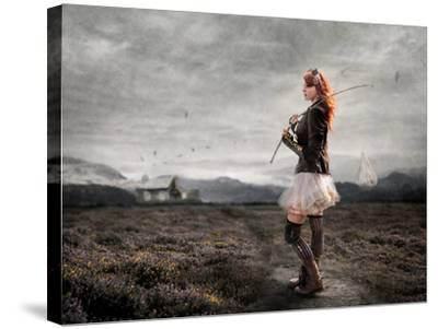 The Way Home-Kt Allen-Stretched Canvas Print