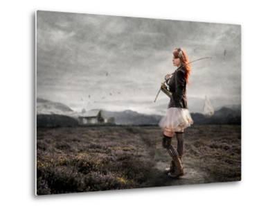 The Way Home-Kt Allen-Metal Print