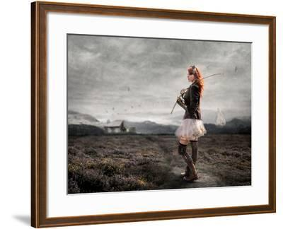 The Way Home-Kt Allen-Framed Photographic Print