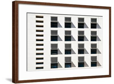 Brise Soleil-Linda Wride-Framed Photographic Print