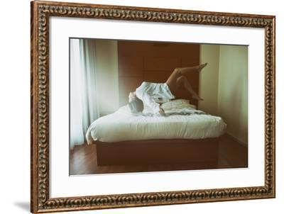 Flying Angel-Rullyanto Wibisono-Framed Photographic Print