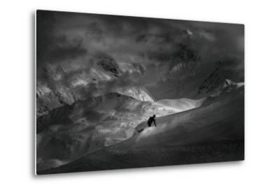 Adventure With Concerns-Peter Svoboda-Metal Print
