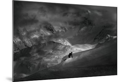 Adventure With Concerns-Peter Svoboda-Mounted Photographic Print