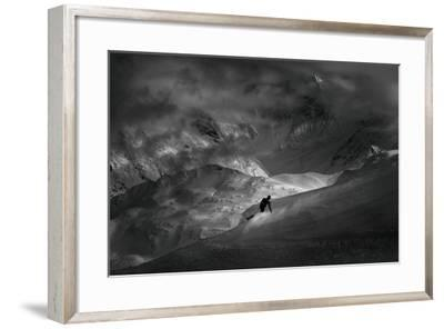 Adventure With Concerns-Peter Svoboda-Framed Photographic Print
