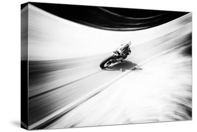 A Smoother Road-Paulo Abrantes-Stretched Canvas Print