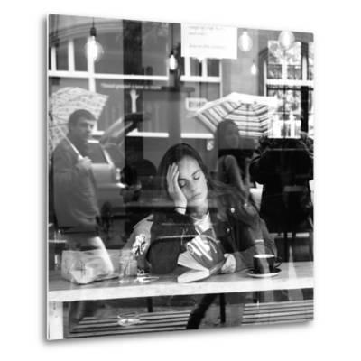 Daydreaming-Michael Komm-Metal Print