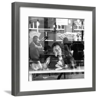 Daydreaming-Michael Komm-Framed Photographic Print