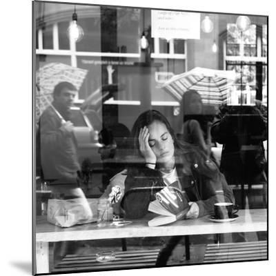 Daydreaming-Michael Komm-Mounted Photographic Print