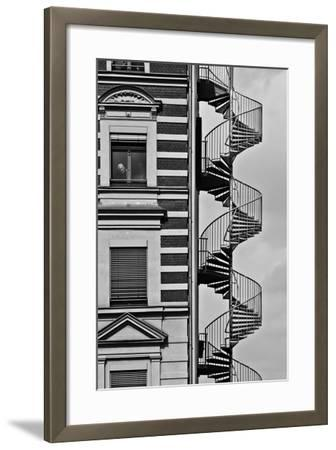 Lonely Man-Christian Müller-Framed Photographic Print
