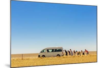 2.500 Km Around Australia-Gloria Salgado Gispert-Mounted Photographic Print