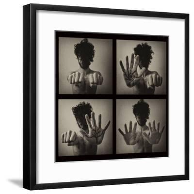 Guess-Babak Haghi-Framed Photographic Print