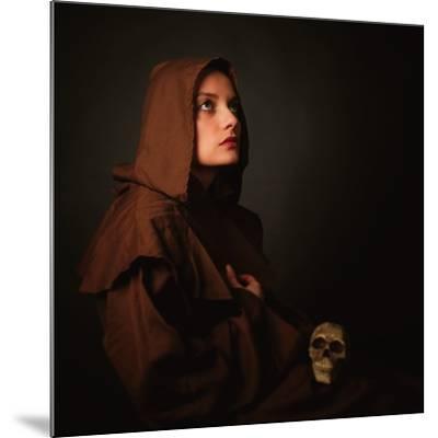Untitled-Alexandra Fira-Mounted Photographic Print