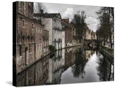 Reflections of the Past ...-Yvette Depaepe-Stretched Canvas Print