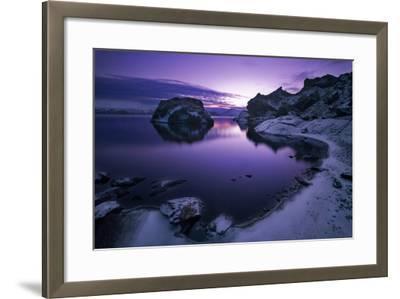 Ortus Solis-Bragi Ingibergsson --Framed Photographic Print