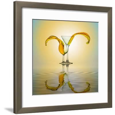 You and Me-Ganjar Rahayu-Framed Photographic Print