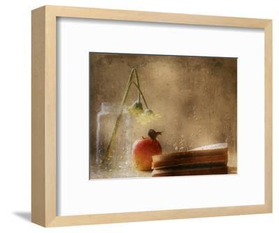 Some Reading-Delphine Devos-Framed Photographic Print