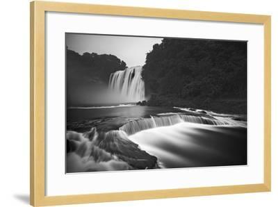 Huangguoshu Waterfalls-Yan Zhang-Framed Photographic Print