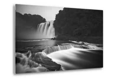 Huangguoshu Waterfalls-Yan Zhang-Metal Print