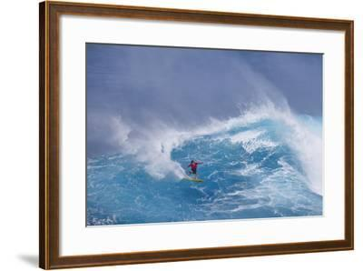 Daredevil-Peter Stahl-Framed Photographic Print