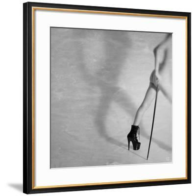 Just Leaving Now...-Mel Brackstone-Framed Photographic Print