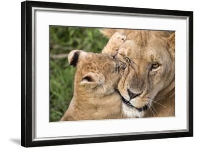 Mother Love-Alessandro Catta-Framed Photographic Print