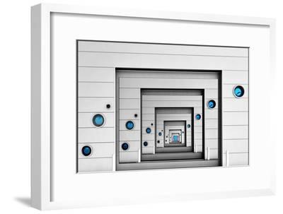 Blue Desire-Henk Van Maastricht-Framed Photographic Print