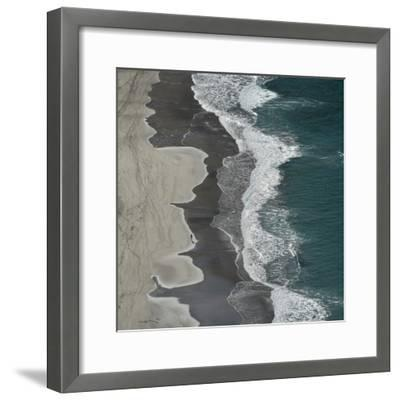 Running Waves-Lex Molenaar-Framed Photographic Print