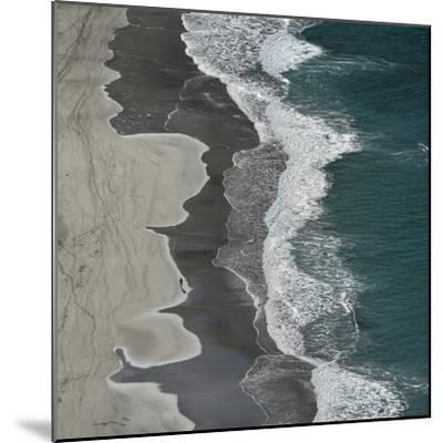 Running Waves-Lex Molenaar-Mounted Photographic Print