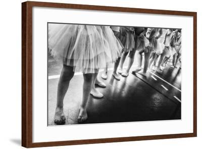 Ballerina-Laura Mexia-Framed Photographic Print