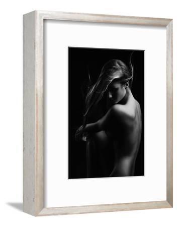 Sensual Beauty-Martin Krystynek-Framed Photographic Print