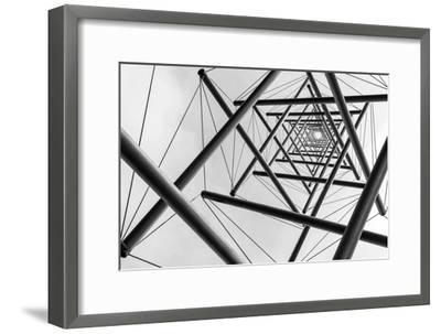 Lines-Carla Vermeend-Framed Photographic Print