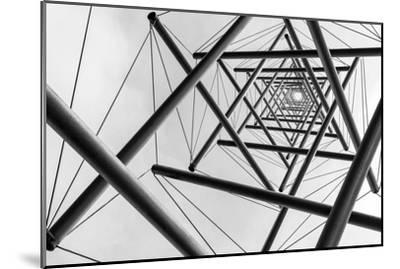 Lines-Carla Vermeend-Mounted Photographic Print