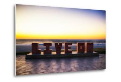 Awesome South Africa Collection - LIVE ON-Philippe Hugonnard-Metal Print