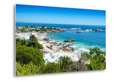 Awesome South Africa Collection - Clifton Beach Cape Town-Philippe Hugonnard-Metal Print