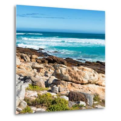 Awesome South Africa Collection Square - Natural Beauty - Cape Town II-Philippe Hugonnard-Metal Print
