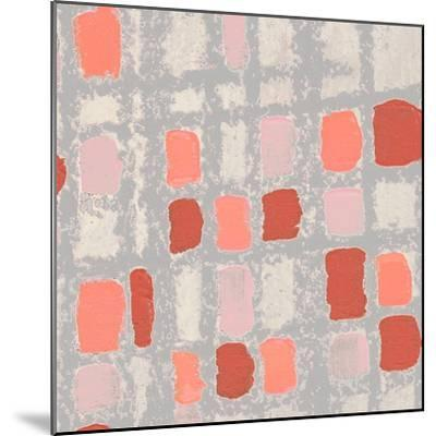 Coral Fractal I-Michael Marcon-Mounted Art Print