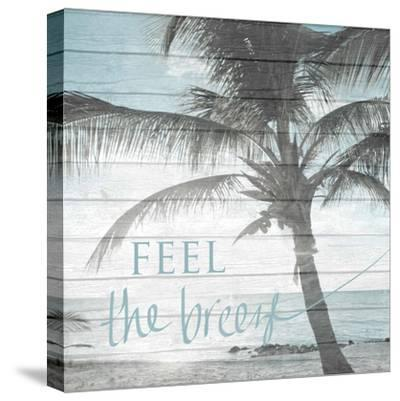 A Day at the Beach-Susan Bryant-Stretched Canvas Print