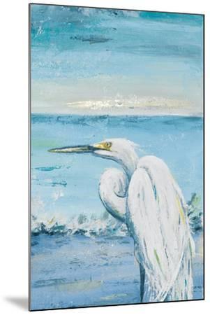 Great Blue Egret II-Patricia Pinto-Mounted Art Print
