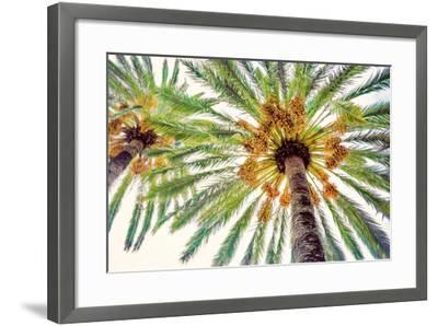 Chic Palms I-Acosta-Framed Art Print