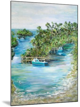 Florida Scene-Julie DeRice-Mounted Art Print