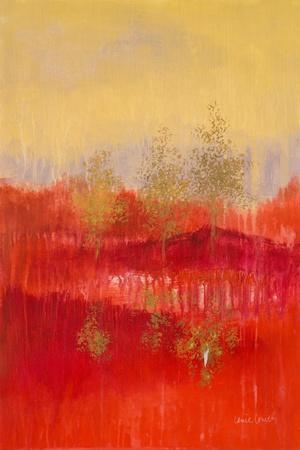 Through the Trees II-Lanie Loreth-Framed Art Print