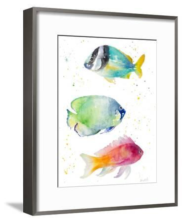 Tropical Fish II Art Print by Lanie Loreth | Art.com