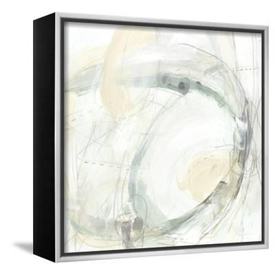 Conjecture I-June Vess-Framed Stretched Canvas Print