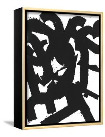 Rock N Roll II-Jodi Fuchs-Framed Stretched Canvas Print